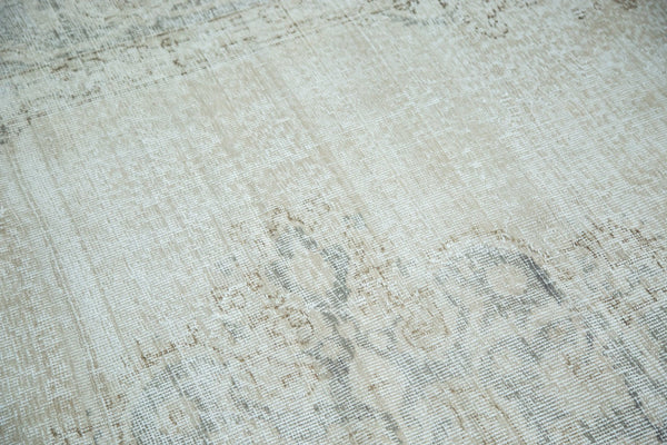 Vintage Distressed Oushak Carpet / Item ee002846 image 13