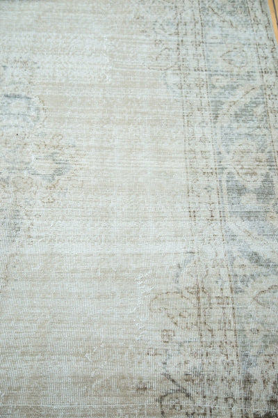 Vintage Distressed Oushak Carpet / Item ee002846 image 14
