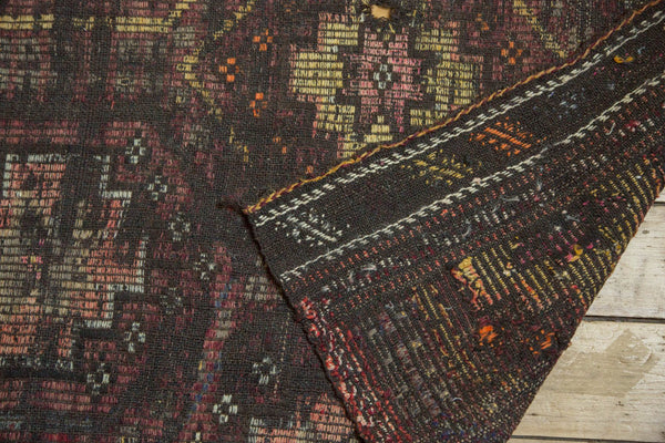 Vintage Distressed Jijim Carpet / Item ee002848 image 7