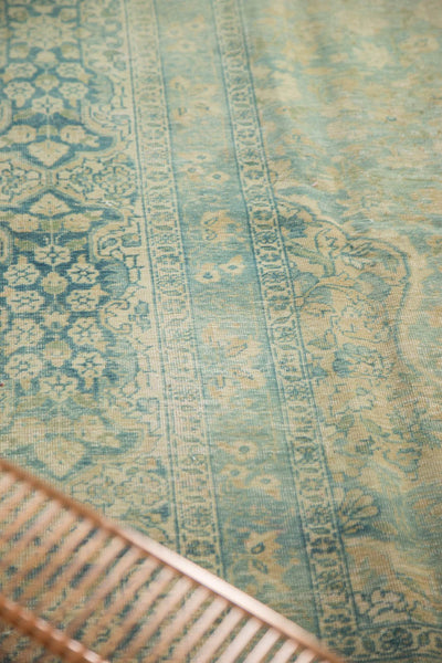 Vintage Distressed Meshed Carpet