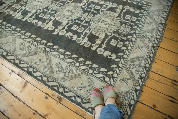 Vintage Distressed Kula Carpet / Item ee002960 image 2