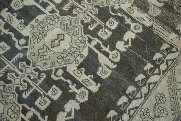 Vintage Distressed Kula Carpet / Item ee002960 image 6