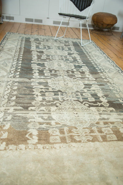 Vintage Distressed Kula Carpet / Item ee002960 image 10