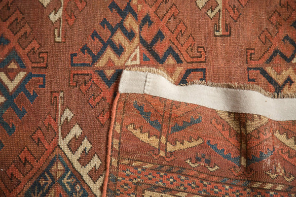 Antique Turkmen Carpet / Item ee003022 image 13