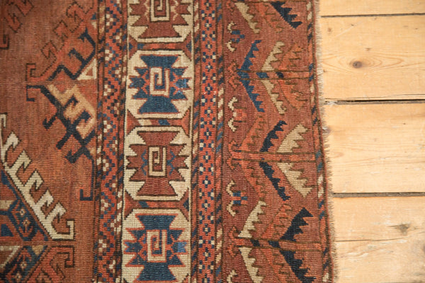 Antique Turkmen Carpet / Item ee003022 image 14