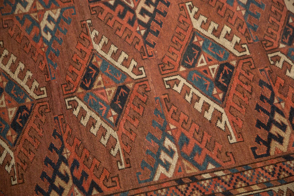 Antique Turkmen Carpet / Item ee003022 image 16