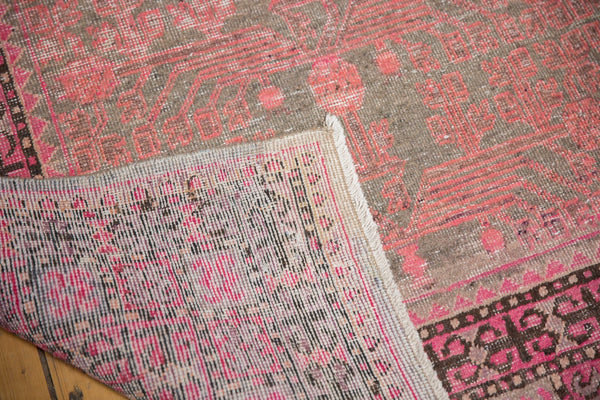 Vintage Distressed Khotan Rug Runner / Item ee003084 image 10