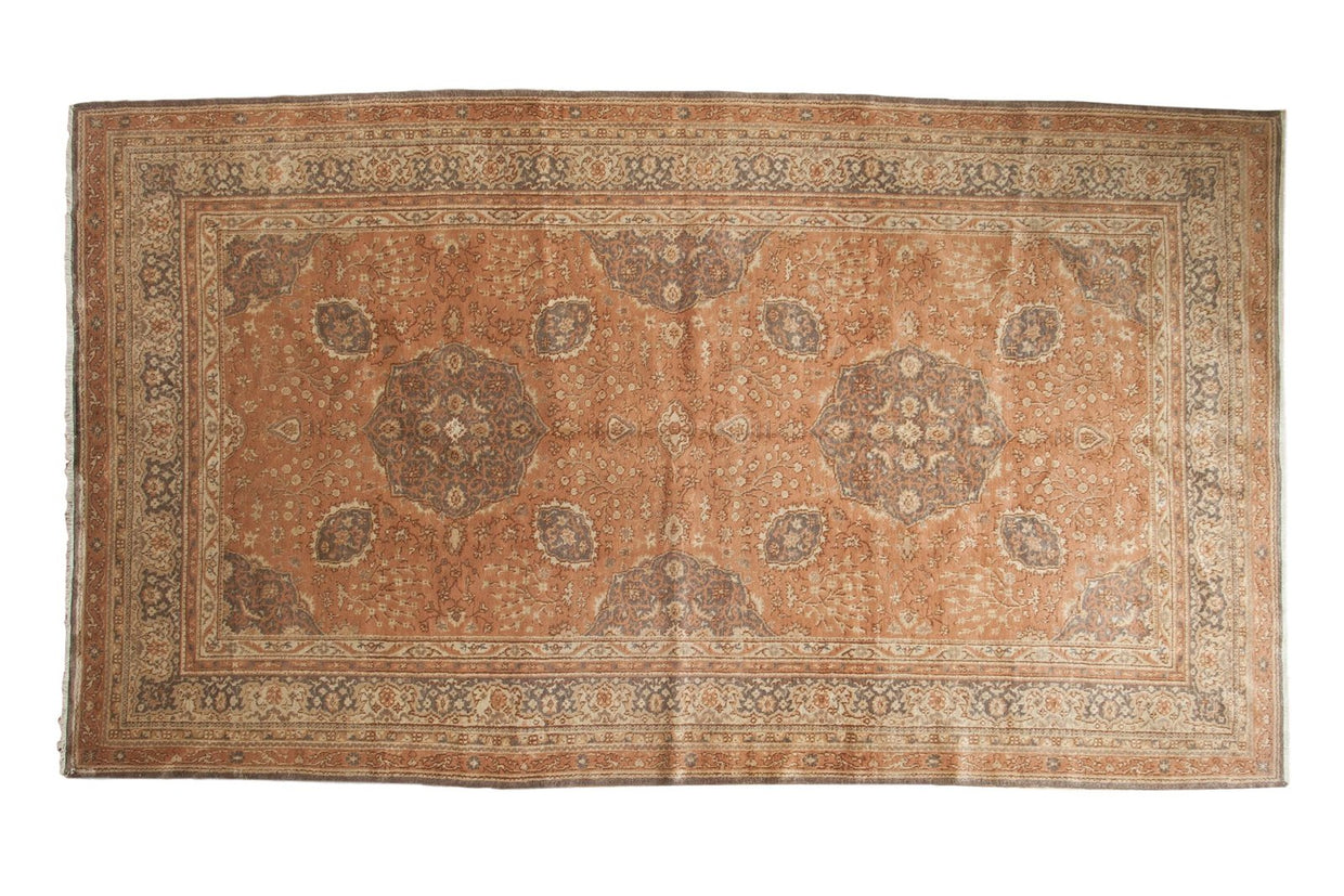Vintage Distressed Kaisery Carpet