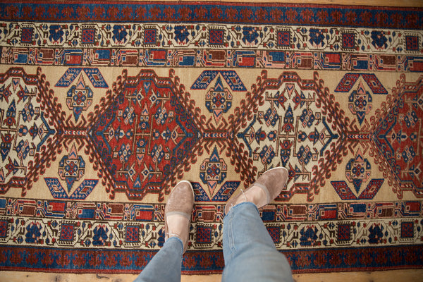 Antique Serab Rug Runner / Item ee003136 image 2