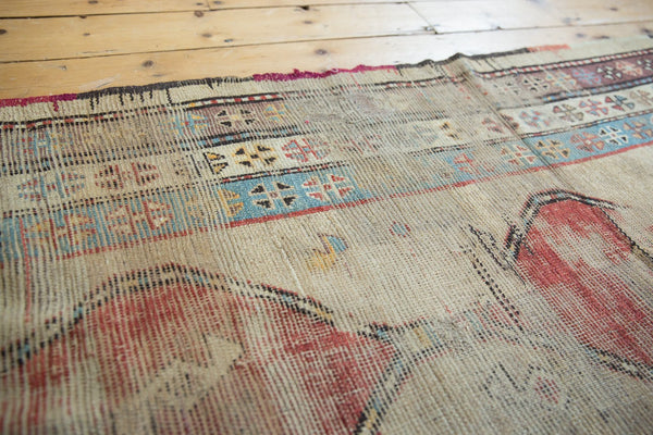 Antique Caucasian Rug Runner / Item ee003159 image 4
