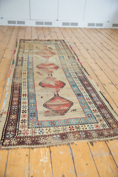 Antique Caucasian Rug Runner / Item ee003159 image 6