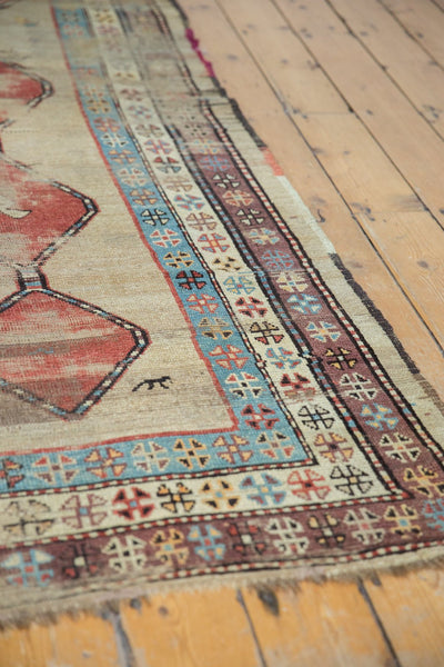 Antique Caucasian Rug Runner / Item ee003159 image 8