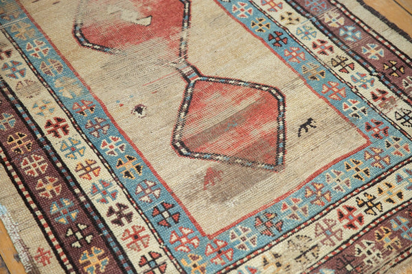 Antique Caucasian Rug Runner / Item ee003159 image 9