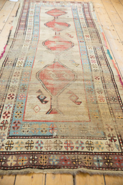 Antique Caucasian Rug Runner / Item ee003159 image 11