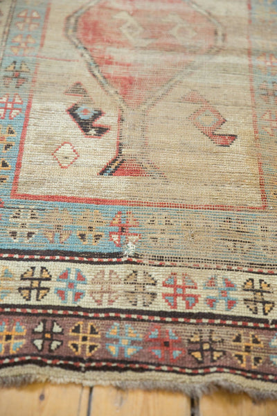 Antique Caucasian Rug Runner / Item ee003159 image 12