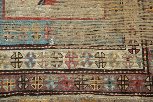 Antique Caucasian Rug Runner / Item ee003159 image 14