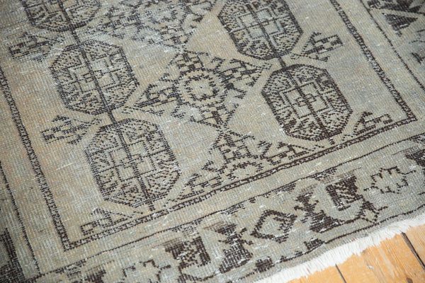 Vintage Distressed Oushak Rug Runner / Item ee003212 image 12