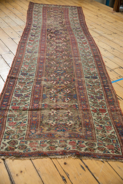 Antique Kurdish Rug Runner / Item ee003224 image 3