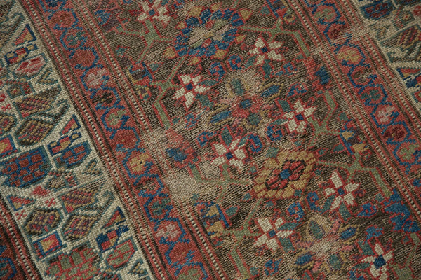 Antique Kurdish Rug Runner / Item ee003224 image 7