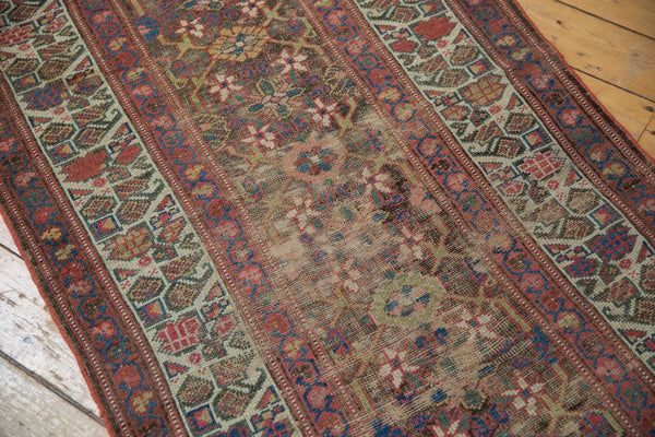 Antique Kurdish Rug Runner / Item ee003224 image 9