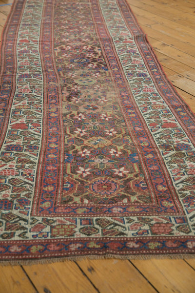 Antique Kurdish Rug Runner / Item ee003224 image 10