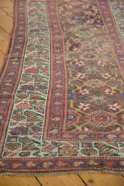 Antique Kurdish Rug Runner / Item ee003224 image 11