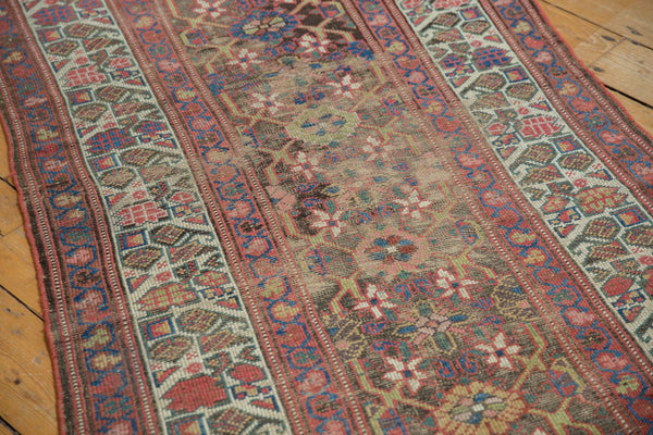 Antique Kurdish Rug Runner / Item ee003224 image 12