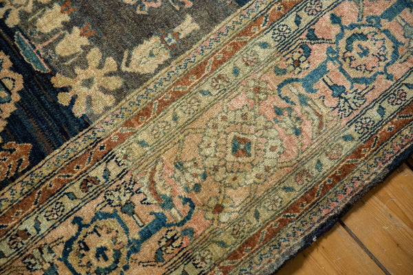 Antique Fragment Farahan Sarouk Rug Runner / Item ee003226 image 8