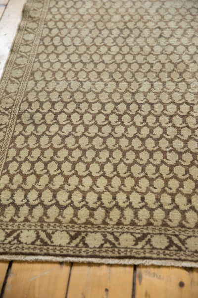 Antique Distressed Malayer Rug Runner / Item ee003278 image 4