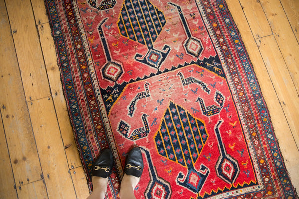 Antique Karabagh Rug Runner / Item ee003337 image 2