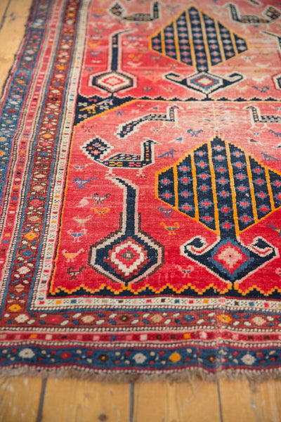 Antique Karabagh Rug Runner / Item ee003337 image 4
