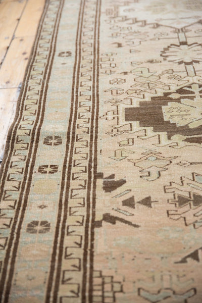 Vintage Distressed Serab Rug Runner / Item ee003397 image 6