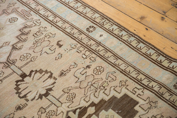 Vintage Distressed Serab Rug Runner / Item ee003397 image 8