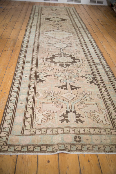 Vintage Distressed Serab Rug Runner / Item ee003397 image 9