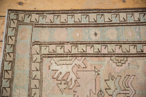 Vintage Distressed Serab Rug Runner / Item ee003397 image 12