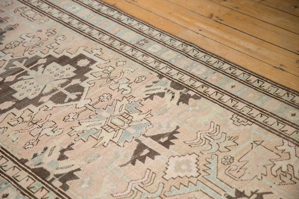 Vintage Distressed Serab Rug Runner / Item ee003397 image 13