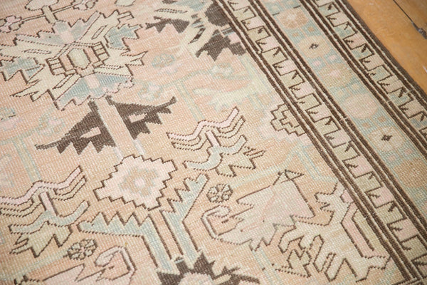Vintage Distressed Serab Rug Runner / Item ee003397 image 14