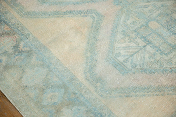 Vintage Distressed Afshar Carpet / Item ee003399 image 8