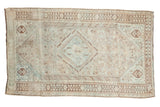 Vintage Distressed Shiraz Rug