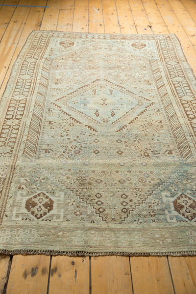 Vintage Distressed Shiraz Rug / Item ee003401 image 3