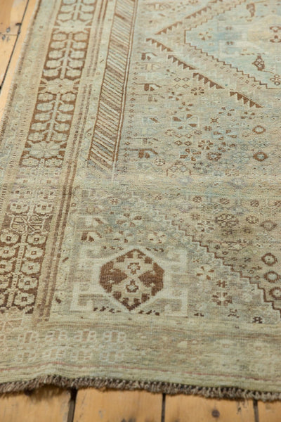 Vintage Distressed Shiraz Rug / Item ee003401 image 4