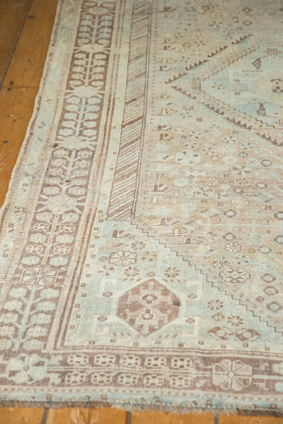 Vintage Distressed Shiraz Rug / Item ee003401 image 8