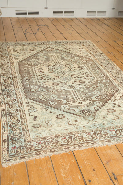 Vintage Distressed Shiraz Rug / Item ee003406 image 8
