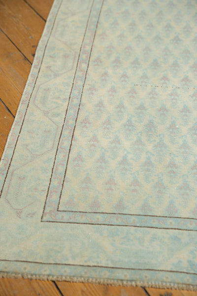 Vintage Distressed Serbend Rug Runner / Item ee003506 image 4