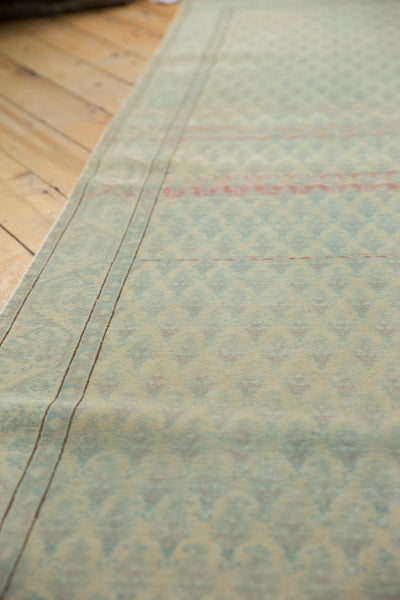 Vintage Distressed Serbend Rug Runner / Item ee003506 image 7