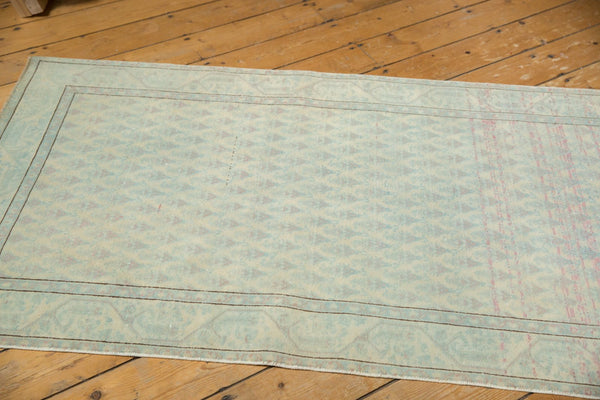 Vintage Distressed Serbend Rug Runner / Item ee003506 image 11