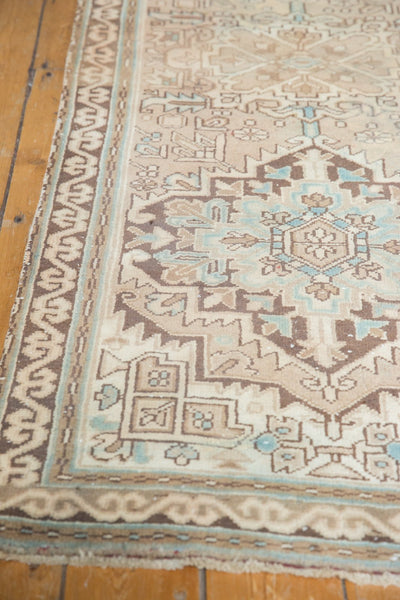 Vintage Distressed Serab Rug Runner / Item ee003508 image 4