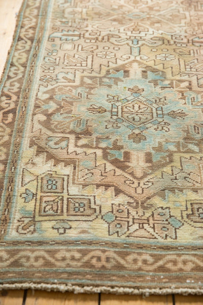 Vintage Distressed Serab Rug Runner / Item ee003508 image 8