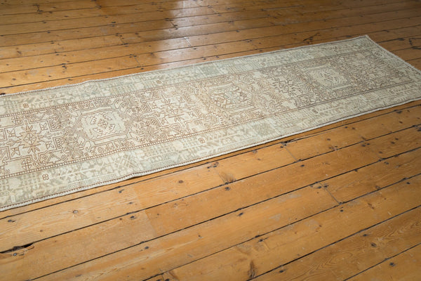 Vintage Distressed Karaja Rug Runner / Item ee003513 image 7