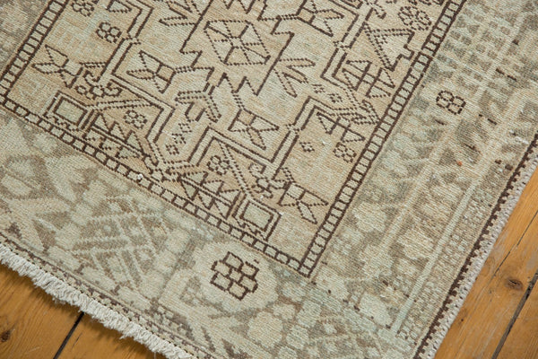Vintage Distressed Karaja Rug Runner / Item ee003513 image 12